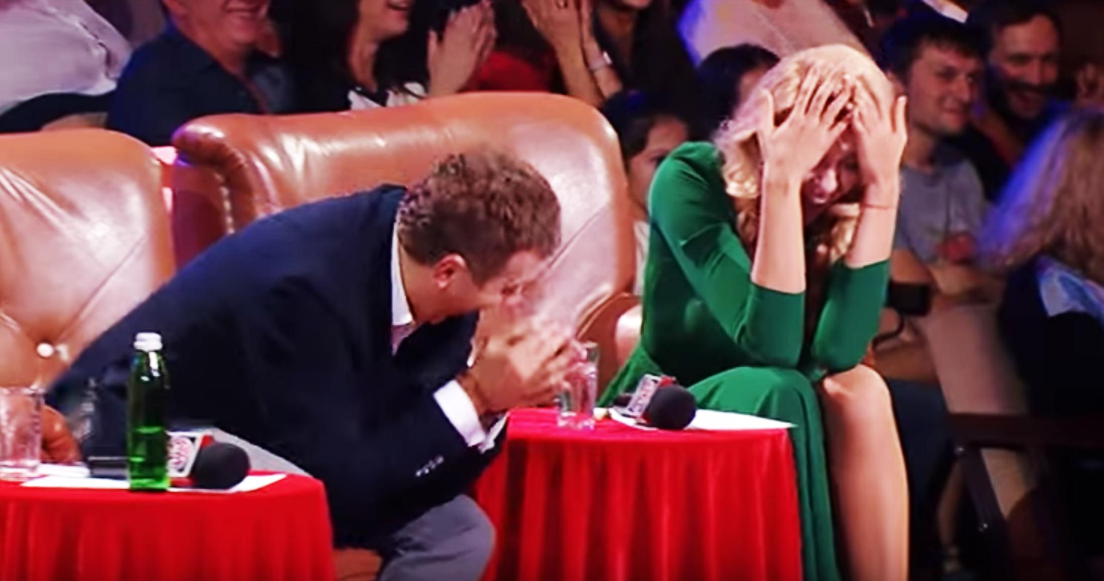 """""""Идеальная Женщина"""" – Потрясающий Номер От Comedy Club (Видео)"""