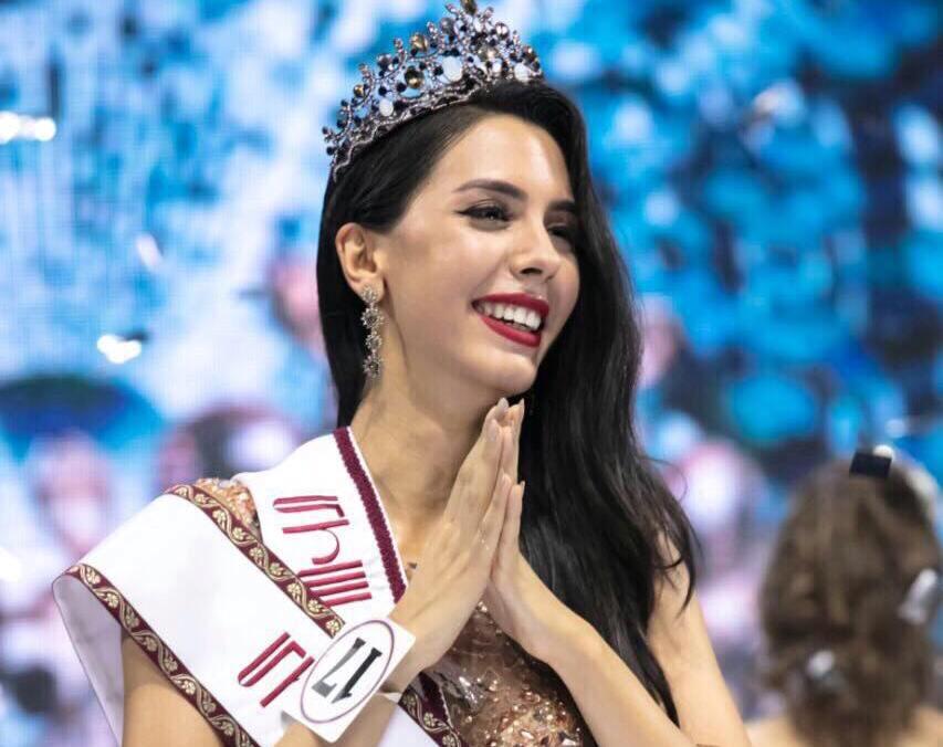 «Միսս աշխարհ» մրցույթին ներկայանալու եմ ոչ թե որպես Արենա Զեյնալյան, այլ որպես Հայաստան