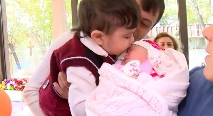 Քույրը ծնվել է, որ փրկի եղբոր կյանքը․ Հայաստանում նորածին աղջիկը դոնոր է դառնում եղբոր համար (Տեսանյութ)