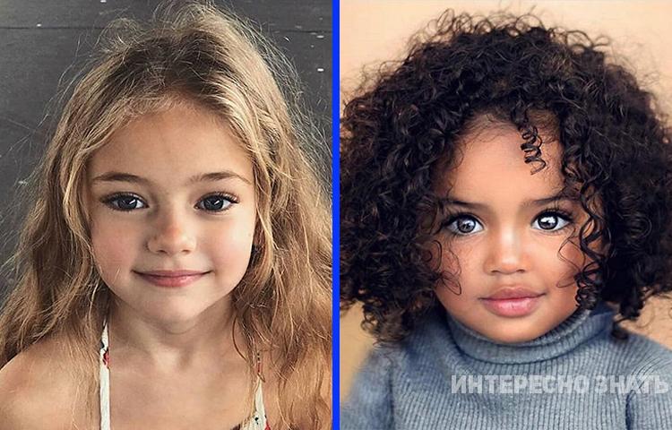 20 малышей, которые выглядят как настоящие ангелочки