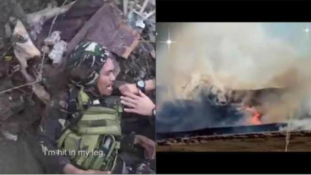 ՇՏԱՊ. Ադրբեջանական դիրքերը հրդեհվել են․ Ադրբեջանցի զինվորները ողջ-ողջ այրվում են խրամատներում. տեսանյութ ամեր նյարդեր ունեցողների համար